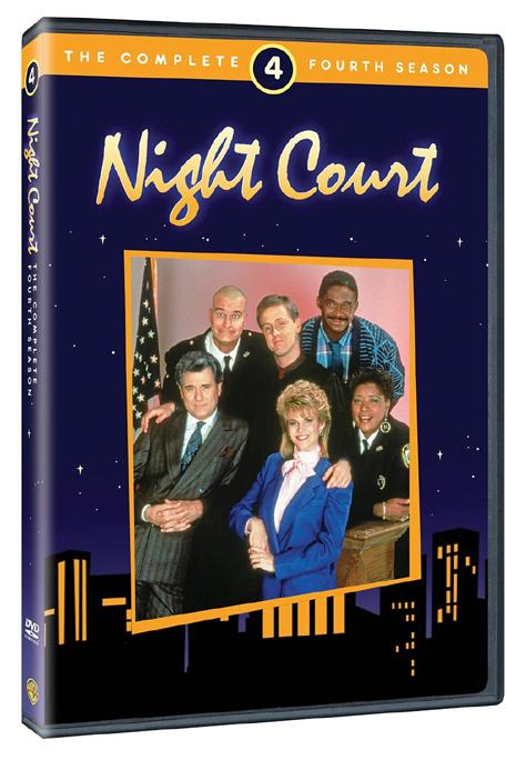 Night Court S 4 ok